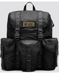 Alpha Industries Playboy X Alpha Type Alice Pack Mod - Black