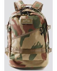 Alpha Industries Mission Backpack - Green