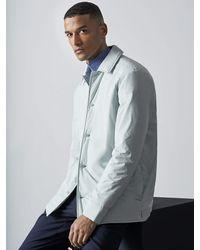 ALPHATAURI PrimaLoft® Overshirt-Jacke - Blau