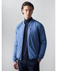 ALPHATAURI Wattierte PrimaLoft® Jacke - Blau