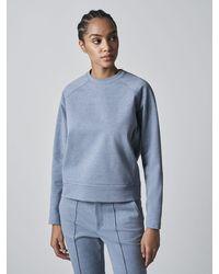 ALPHATAURI Wasserdichtes Sweatshirt - Blau