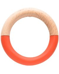 Alternative Apparel - Ink + Alloy Wood And Resin Bangle - Lyst