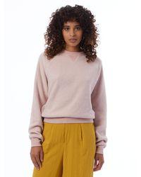 Alternative Apparel Baby Champ Eco-teddy Sweatshirt - Pink