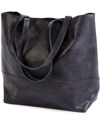 Alternative Apparel - Fashionable Mamuye Leather Tote - Lyst
