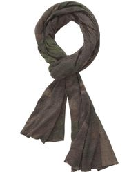 Alternative Apparel - Printed Oversized Bundle Up Scarf - Lyst