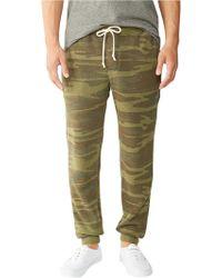 Alternative Apparel | Dodgeball Printed Eco-fleece Pants | Lyst