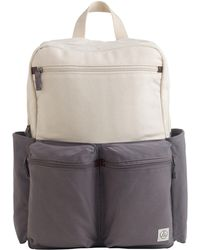 Alternative Apparel Retro Computer Backpack - Gray