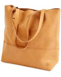 Alternative Apparel - Fashionable Mamuye Leather Tote - Lyst