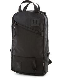 Alternative Apparel Topo Designs Trip Pack - Black