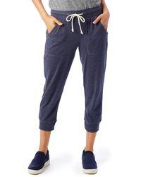 Alternative Apparel Eco-Jersey Jogger Pants
