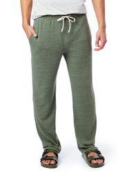Alternative Apparel - Eco-jersey Lounge Pants - Lyst