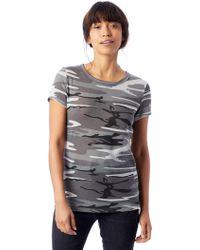 Alternative Apparel - Ideal Eco-jersey T-shirt - Lyst