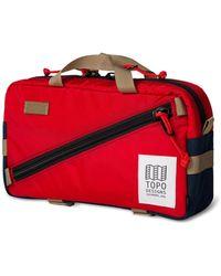 Alternative Apparel Topo Designs Quick Pack - Red