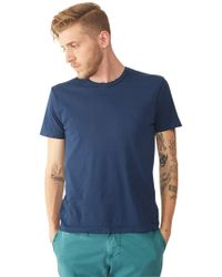 Alternative Apparel - Destroyed Mens Tshirt - Lyst