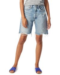 Alternative Apparel - Agolde '90s Loose Fit Shorts - Lyst