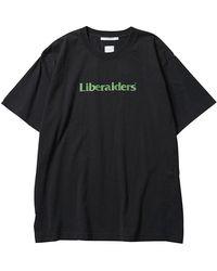 LIBERAIDERS Og Logo Tee - Black