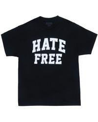 Pleasures Hate Free T-shirt - Black