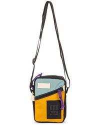 Topo Mini Shoulder Bag - Multicolor