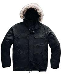 The North Face Gotham Jacket Iii - Black
