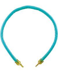 AmatoStyle Domenica Cords - Blue
