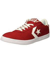 c77b0176abab58 Converse - Point Star Canvas Low Top Sneaker - Lyst