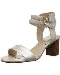 2044aa15391 Adrienne Vittadini - Footwear Palti Dress Sandal - Lyst