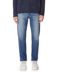 AG Jeans - Graduate Tailored Leg 360 Denim Pant - Lyst