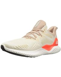vente chaude en ligne 37fa2 7b44c adidas Alphabounce Beyond Running Shoe in White - Lyst
