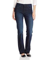 NYDJ - Barbara Bootcut Jeans - Lyst