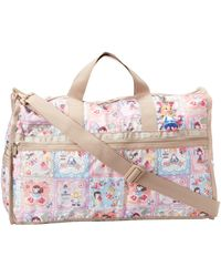 LeSportsac Large Weekender W/pouch - Multicolor