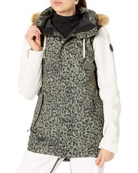 Volcom - Fawn Insulated Snow Jacket - Lyst