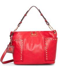 Steve Madden Btammie Bucket Bag - Red