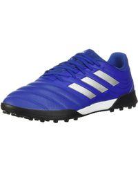 adidas Copa 20.3 Turf Chaussure de football pour homme - Bleu