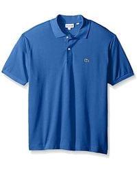 Man Lacost Polo Shirts Pique L.12.12 T-Shirt Unisex Classic Sports Short Sleeve