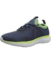 Lyst - Reebok Men s Astroride Run Fire Mtm Ankle-high Running Shoe ... 1c508c5c1