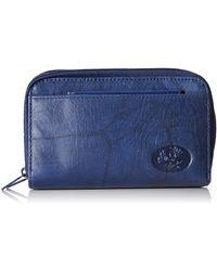 Buxton 393w11 - Blue