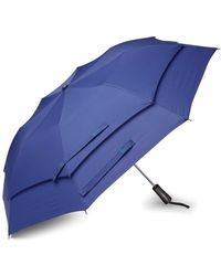 Samsonite Luggage Windguard Auto Open Umbrella - Blue