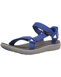 35516902f524 Teva - Sanborn Universal Sports And Outdoor Lifestyle Sandal - Lyst