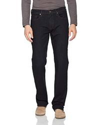 PAIGE - Doheny Classic Straight Leg Jean - Lyst