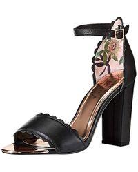 c000cfcc00eb4 Ted Baker Raidha (black) Shoes - Lyst