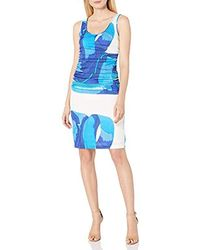 Tracy Reese T Dress - Blue
