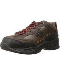 Skechers Mens Go Walk Max-athletic Air Mesh Slip On Walking Shoe,black,9 M Us - Multicolor