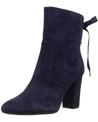 "Tommy Hilfiger ""divah Booties - Blue"