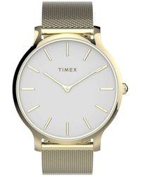 Timex - Dress Watch - Lyst