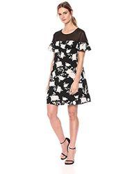 Kensie - English Roses Dress - Lyst