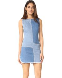 AG Jeans Indie Dress - Blue