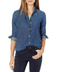 AG Jeans Cade Shirt - Blue