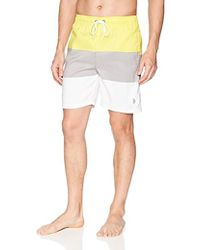 Lyst - Polo Ralph Lauren Sanibel Swim Trunks in Blue for Men 0b77d6f0782
