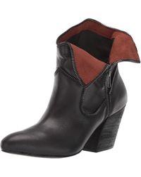 Kelsi Dagger Brooklyn Ingrid Ankle Boot - Black