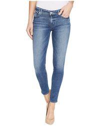 Hudson Jeans Jeans Krista Ankle Super Skinny 5-pocket Jean - Blue